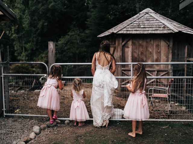 James and Tiffany's wedding in Tofino, British Columbia 42