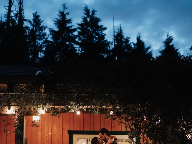 James and Tiffany's wedding in Tofino, British Columbia 44