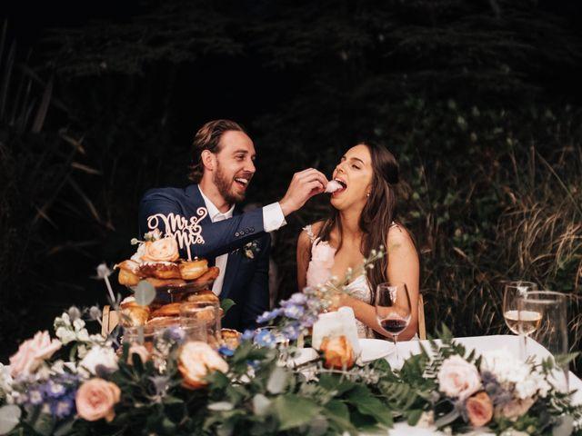 James and Tiffany's wedding in Tofino, British Columbia 46