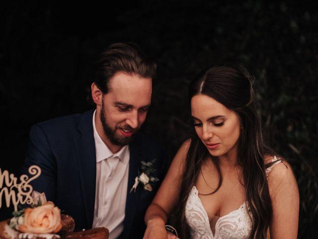 James and Tiffany's wedding in Tofino, British Columbia 48