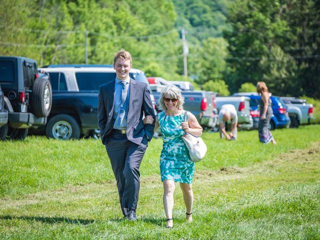 Jacob and Samantha's wedding in Huntsville, Ontario 18