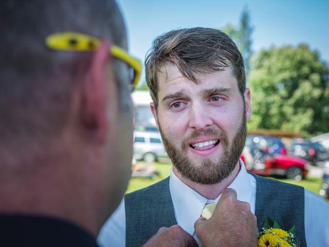 Jacob and Samantha's wedding in Huntsville, Ontario 19