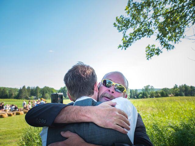Jacob and Samantha's wedding in Huntsville, Ontario 20