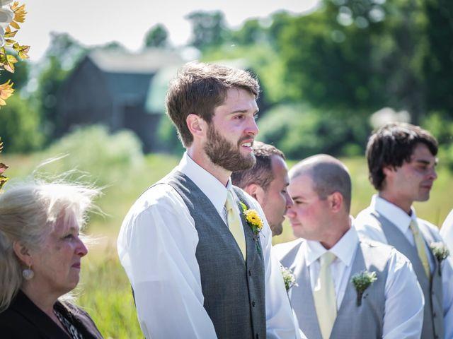 Jacob and Samantha's wedding in Huntsville, Ontario 26