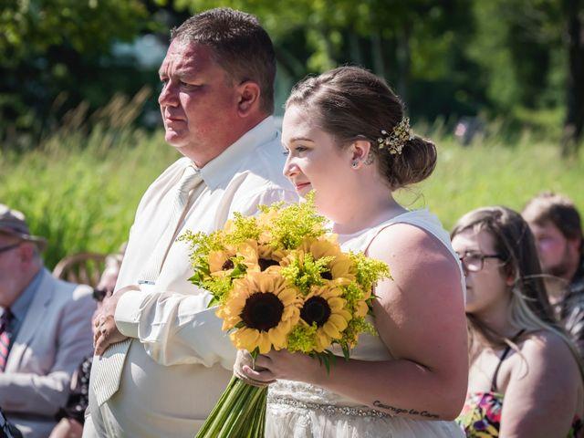 Jacob and Samantha's wedding in Huntsville, Ontario 27