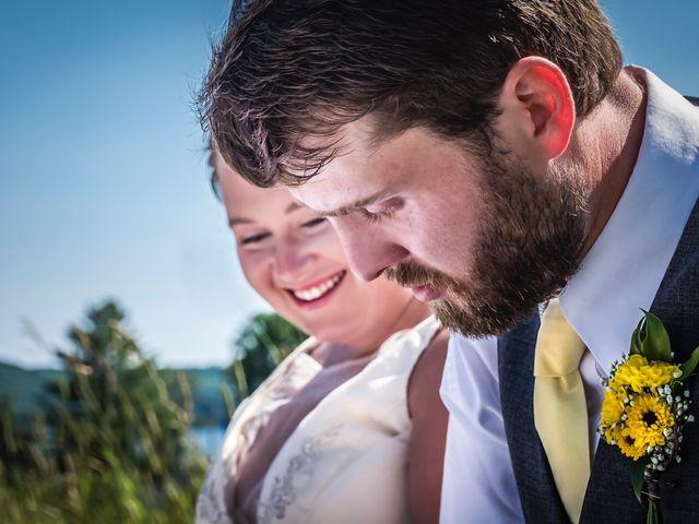 Jacob and Samantha's wedding in Huntsville, Ontario 30