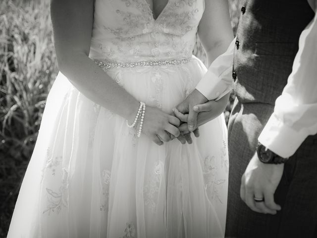 Jacob and Samantha's wedding in Huntsville, Ontario 31
