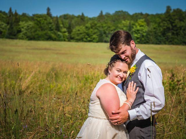 Jacob and Samantha's wedding in Huntsville, Ontario 37