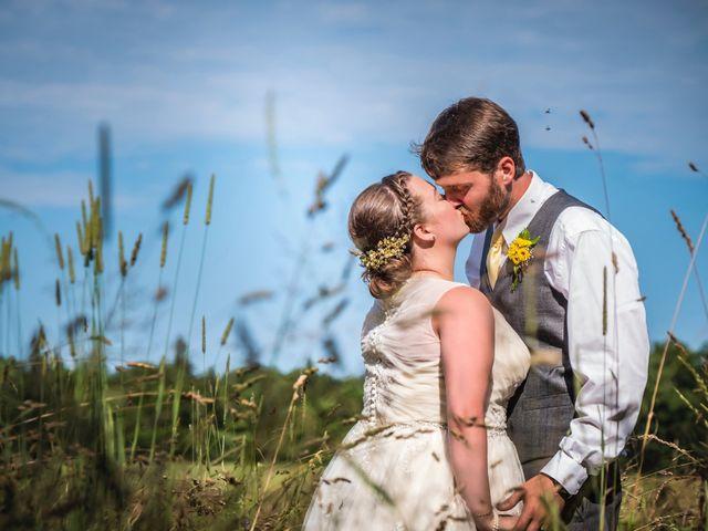 Jacob and Samantha's wedding in Huntsville, Ontario 38