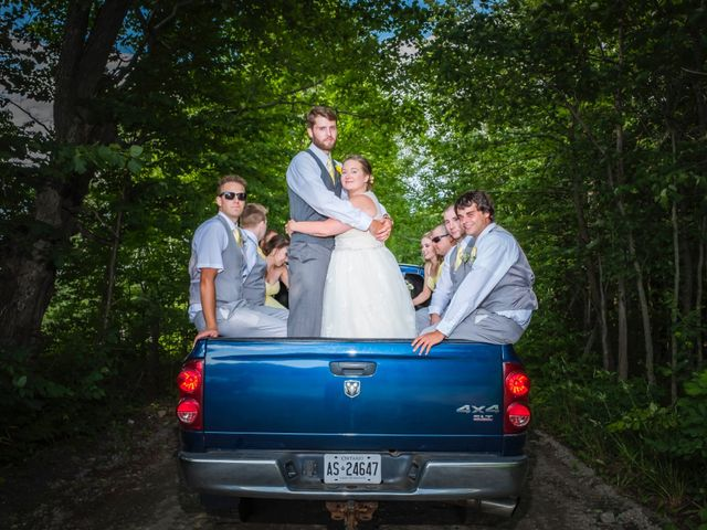 Jacob and Samantha's wedding in Huntsville, Ontario 44