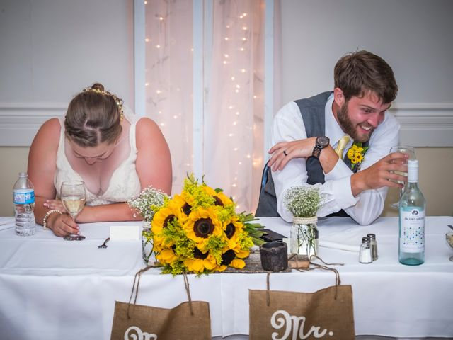 Jacob and Samantha's wedding in Huntsville, Ontario 49