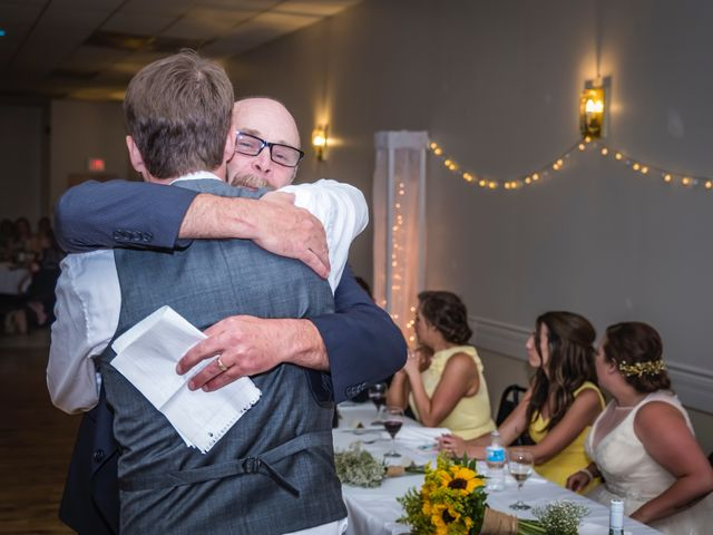 Jacob and Samantha's wedding in Huntsville, Ontario 50