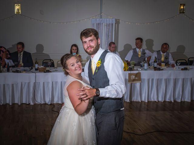 Jacob and Samantha's wedding in Huntsville, Ontario 52