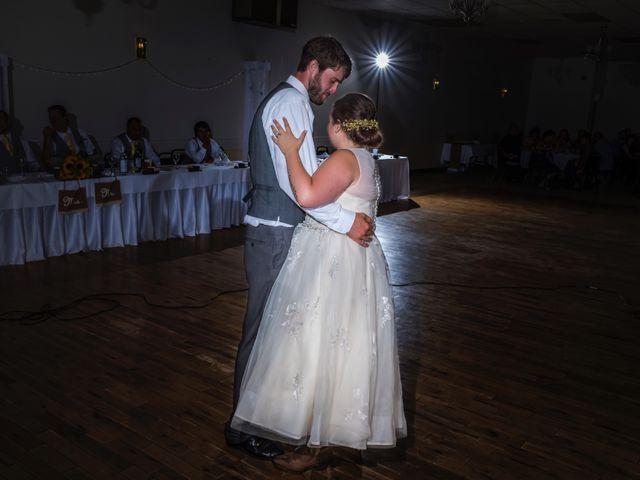 Jacob and Samantha's wedding in Huntsville, Ontario 53