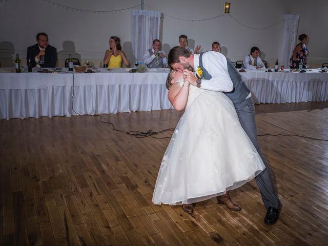 Jacob and Samantha's wedding in Huntsville, Ontario 54