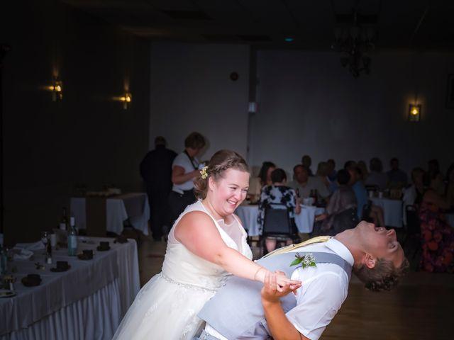 Jacob and Samantha's wedding in Huntsville, Ontario 55