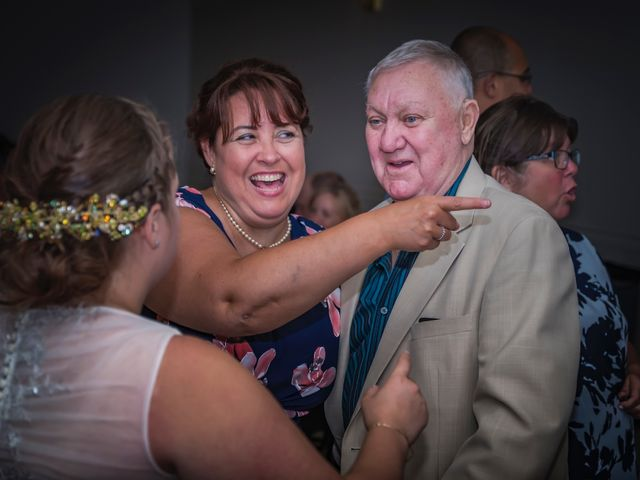 Jacob and Samantha's wedding in Huntsville, Ontario 56