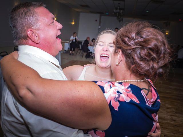 Jacob and Samantha's wedding in Huntsville, Ontario 57