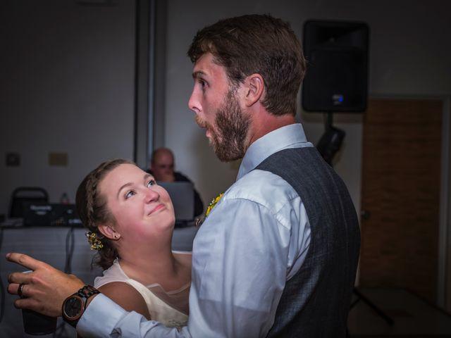 Jacob and Samantha's wedding in Huntsville, Ontario 58