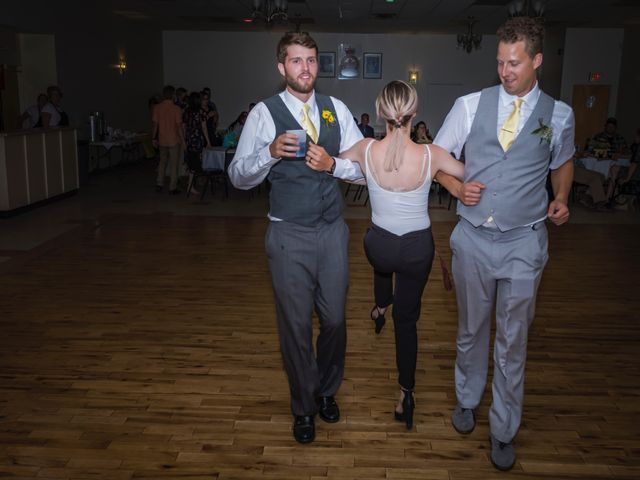 Jacob and Samantha's wedding in Huntsville, Ontario 61