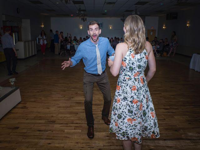 Jacob and Samantha's wedding in Huntsville, Ontario 62