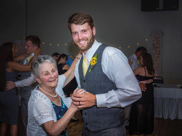 Jacob and Samantha's wedding in Huntsville, Ontario 63