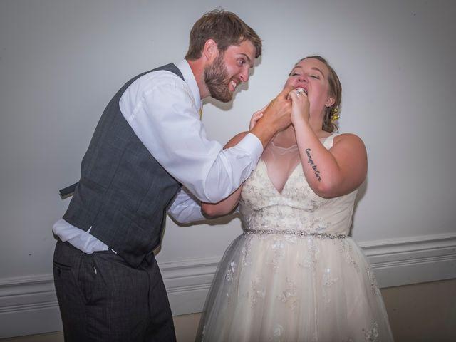 Jacob and Samantha's wedding in Huntsville, Ontario 64