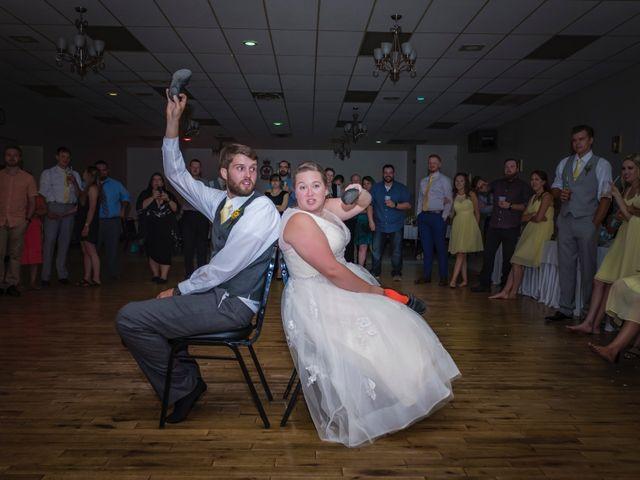 Jacob and Samantha's wedding in Huntsville, Ontario 66