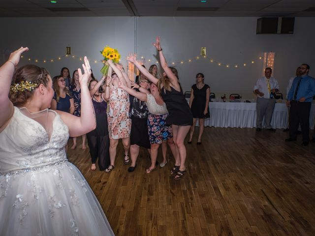 Jacob and Samantha's wedding in Huntsville, Ontario 67