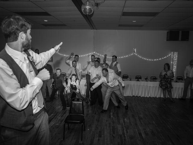 Jacob and Samantha's wedding in Huntsville, Ontario 68