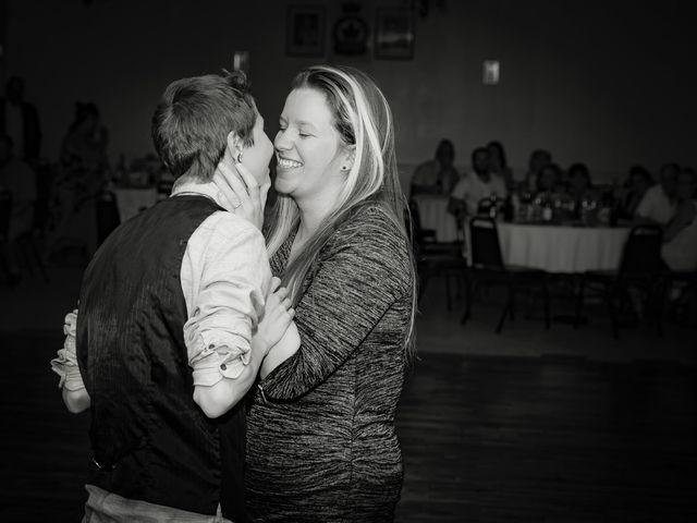 Jacob and Samantha's wedding in Huntsville, Ontario 69