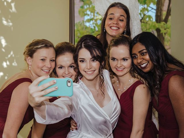 Taylor and Samantha's wedding in Cornwall, Ontario 6