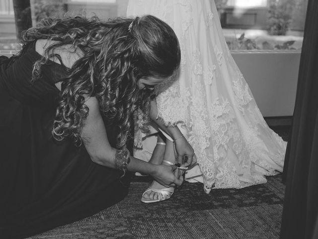 Taylor and Samantha's wedding in Cornwall, Ontario 7
