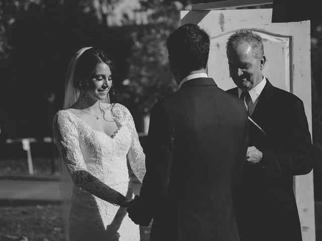 Taylor and Samantha's wedding in Cornwall, Ontario 11