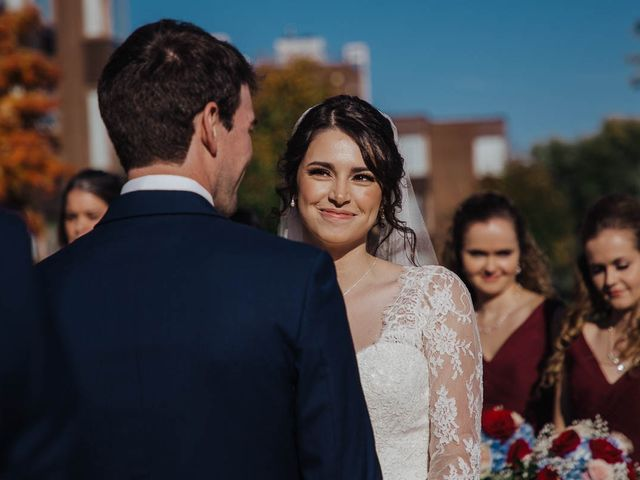 Taylor and Samantha's wedding in Cornwall, Ontario 12