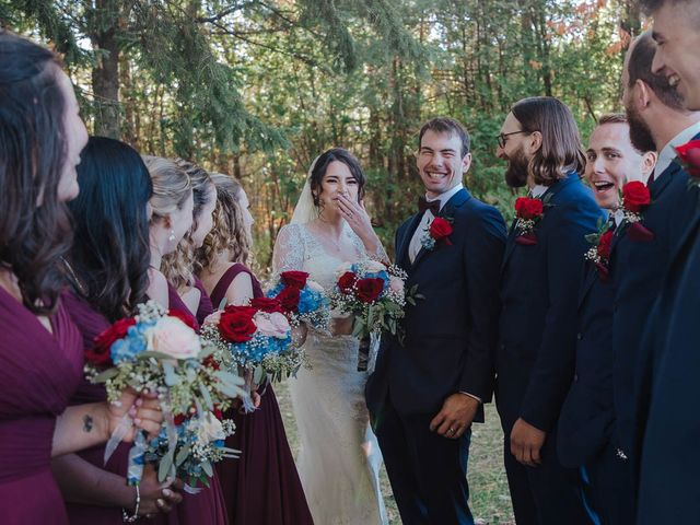 Taylor and Samantha's wedding in Cornwall, Ontario 15