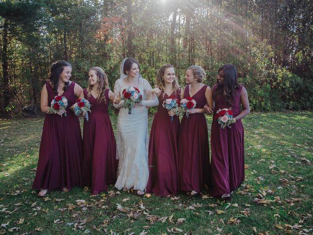 Taylor and Samantha's wedding in Cornwall, Ontario 16