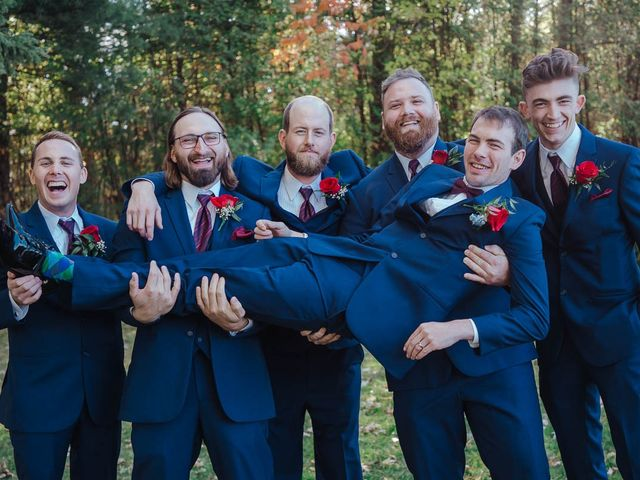 Taylor and Samantha's wedding in Cornwall, Ontario 17