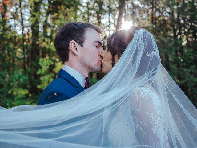 Taylor and Samantha's wedding in Cornwall, Ontario 22
