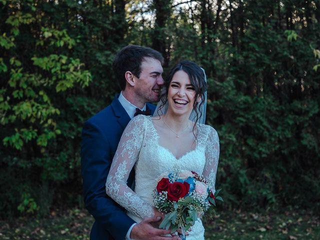 Taylor and Samantha's wedding in Cornwall, Ontario 26
