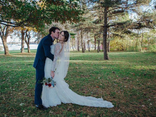 Taylor and Samantha's wedding in Cornwall, Ontario 27
