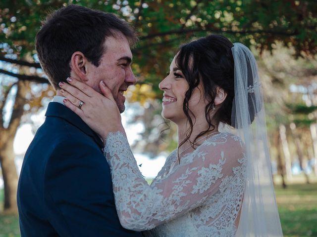Taylor and Samantha's wedding in Cornwall, Ontario 28