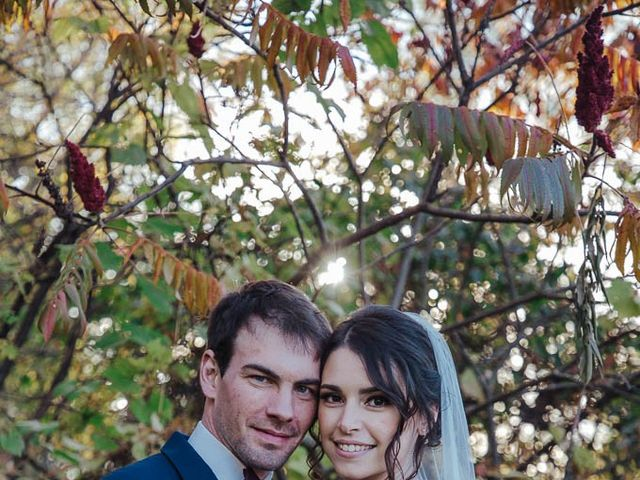 Taylor and Samantha's wedding in Cornwall, Ontario 2