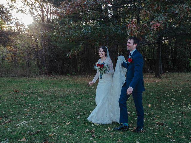 Taylor and Samantha's wedding in Cornwall, Ontario 32