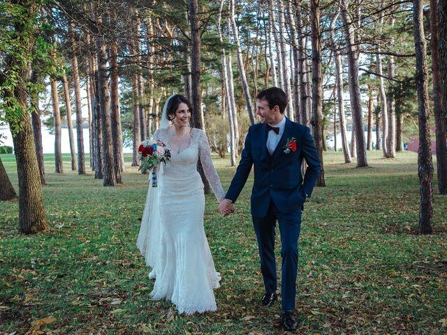 Taylor and Samantha's wedding in Cornwall, Ontario 33
