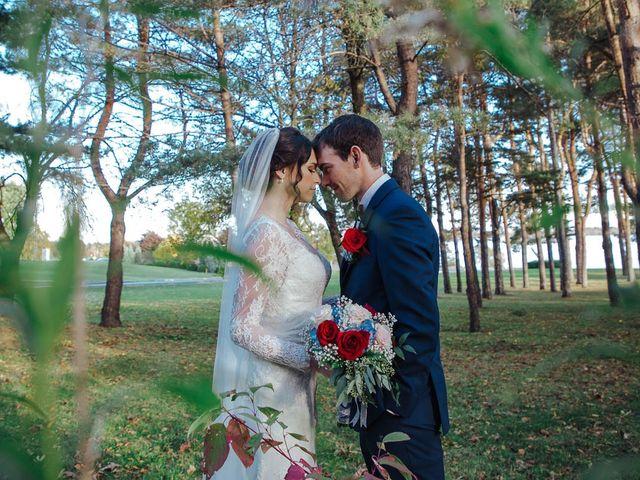 Taylor and Samantha's wedding in Cornwall, Ontario 34