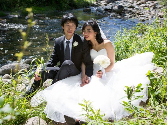 The wedding of June and Jonathan