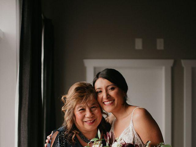 Catalina and Garrett's wedding in Hope, British Columbia 16