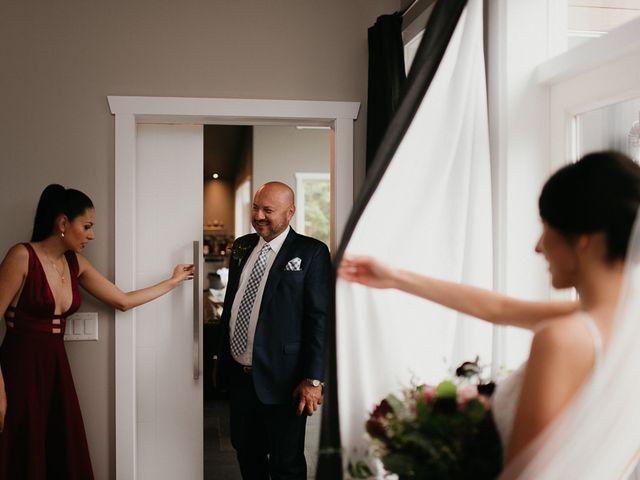 Catalina and Garrett's wedding in Hope, British Columbia 19