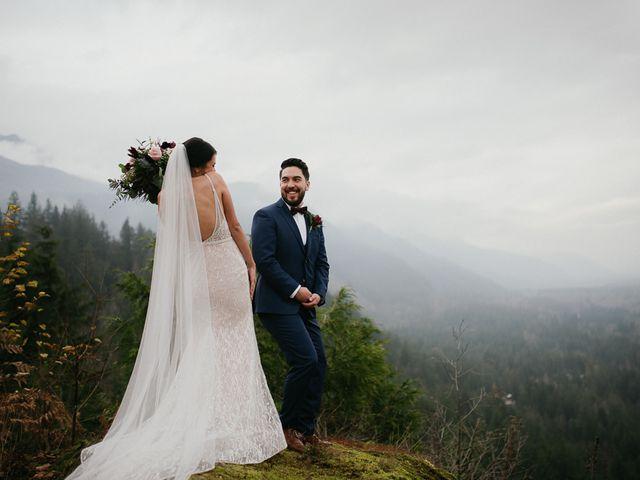 Catalina and Garrett's wedding in Hope, British Columbia 25